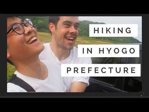 Hiking in the Japanese Countryside!