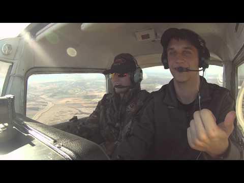 flying w/ brett