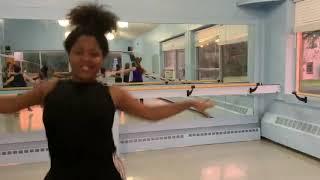 Stoneleigh Burnham Summer Dance Intensive 2019 | Week 1 Hip Hop Class