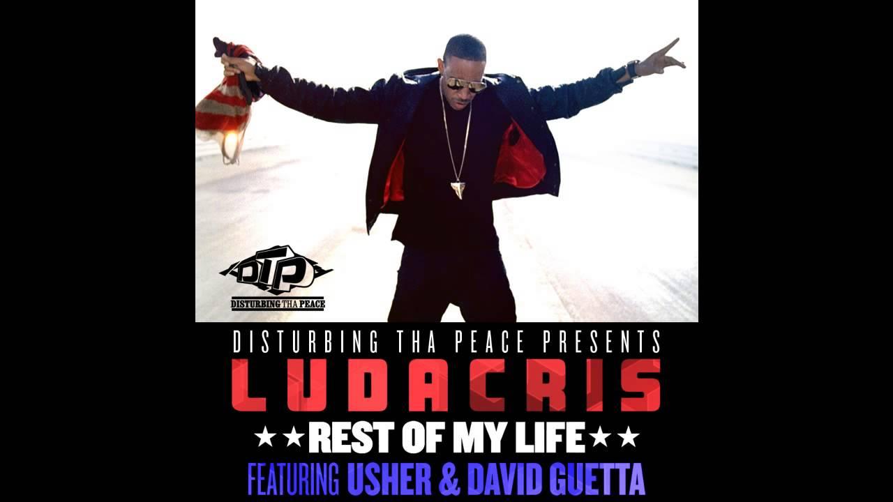 Rest of My Life (Instrumental Tribute to Ludacris Feat. Usher & David Guetta) - Usher