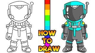 How To Draw Leviathan Skin Fortnite Step By Stepme1ri Videostube