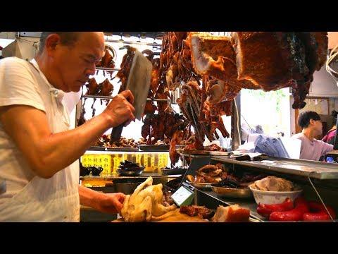 Huge HONG KONG Street Food Tour | BEST barbecue pork, INSANE beef brisket | Hong Kong FOOD HUNT
