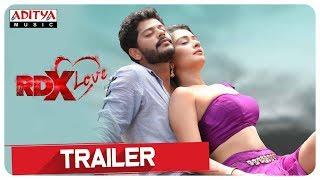RDX Love Trailer    Paayal Rajput, Tejus Kancherla, C Kalyan    Haappy Movies
