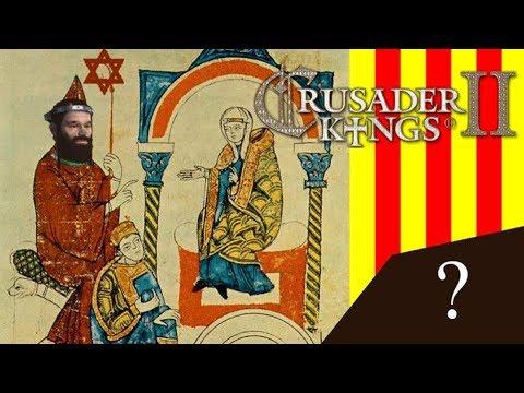 Crusader Kings II Multiplayer - Jews of Barcelona #28