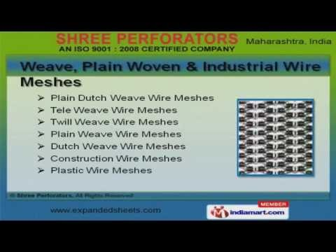 Perforated Sheets & Wire Mesh by Shree Perforators, Pune
