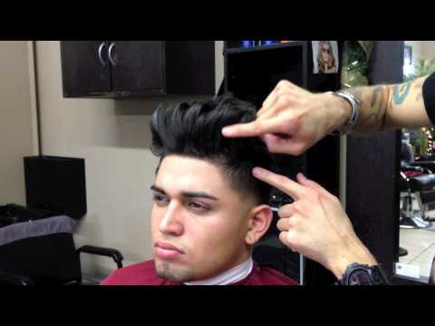 How To Add Volume To Men's Hair | Hairstyle Tips