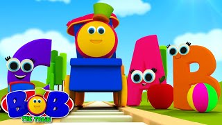 Phonics Song | Bob The Train | The ABC Song by Bob The Train