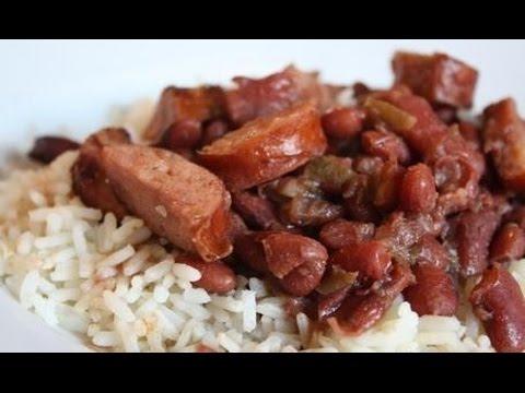 Bayou Shrimp , Beans and Rice | Easy Meal