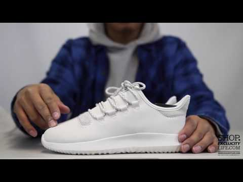 promo code 2c7b8 d3243 Adidas Tubular Shadow White Off White Unboxing Video at Exclucity