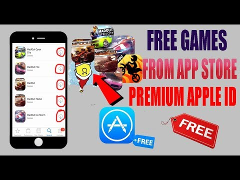 How to Get Paid Apps , Games FREE from Apple App Store!!
