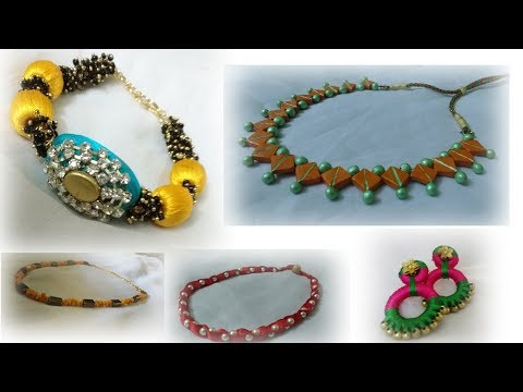 HANDMADE JEWELRY MAKING IDEAS/MAKE YOUR OWN JEWELRY K Creations - 48