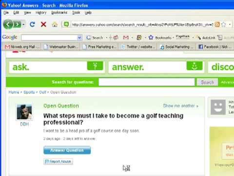 Free Website Traffic Using Yahoo Answers 3