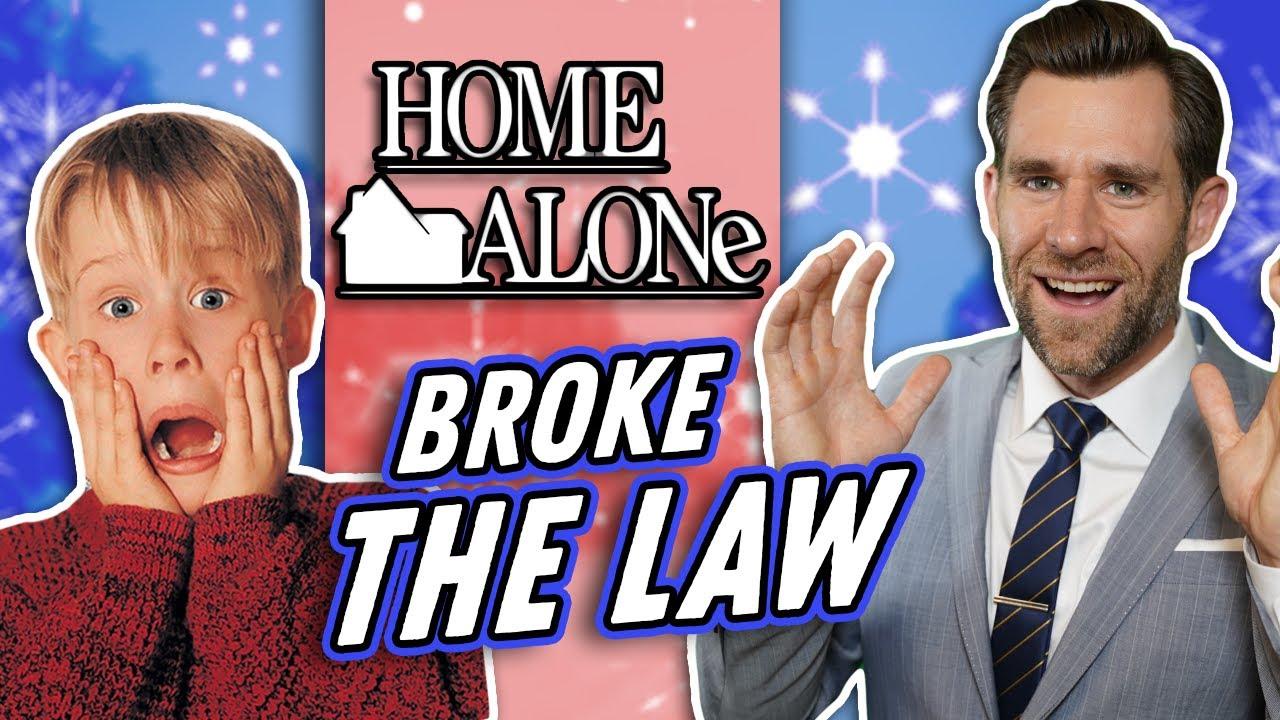 Laws Broken: Home Alone