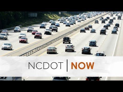 NCDOT Now - May 25, 2018
