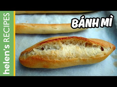 Banh Mi - Vietnamese Baguette Recipe