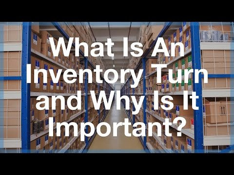 What is an Inventory Turn and Why Is It Important?