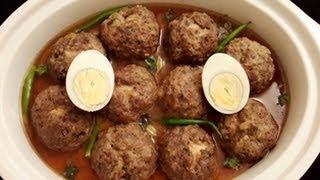 Traditional Nargisi Kofta in Urdu/Hindi by Azra Salim