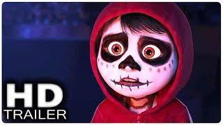 COCO Trailer 5 Español (2017)