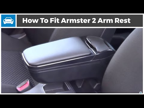 How To Fit The Armster2. Available To Buy Online From MicksGarage.com