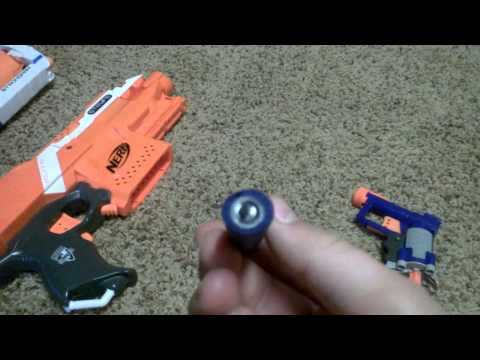 how to make nerf bullet hurt !!!