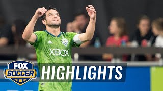 Seattle Sounders vs. FC Dallas | 2018 MLS Highlights