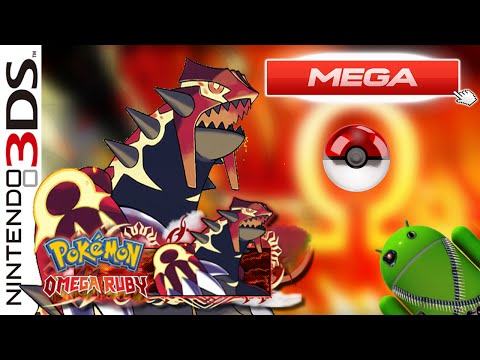 Pokemon Omega Ruby Rom Citra Mega