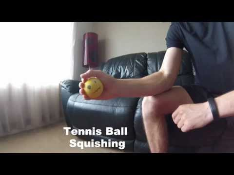 Simple Hand, Wrist & Forearm Strength Exercises