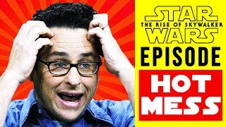 Download STAR WARS - J.J. ABRAMS CHANGED THE ENDING OF ″THE RISE OF SKYWALKER″ WHILE FILMING Video