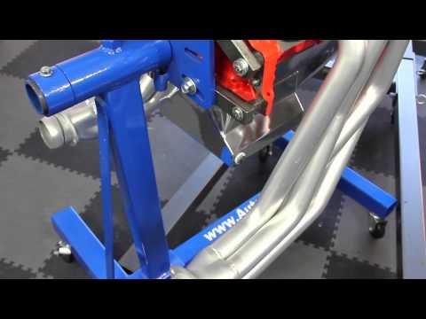 AutoTwirler Engine Build Stand