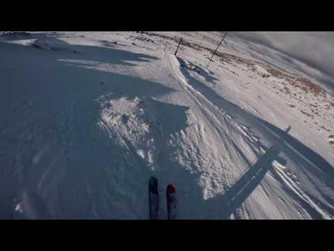 BEN LOMOND - SKIING 2017 - 4K