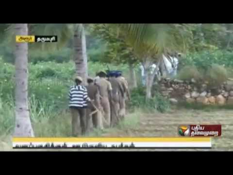 Xxx Mp4 Search On For Unidentified Intruders In The Forest Area Of Dharmapuri District 3gp Sex
