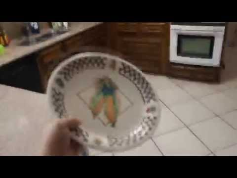 How 2 wash the dishes
