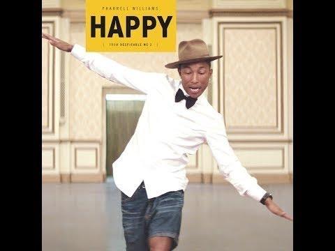Pharell Williams - Happy RINGTONE _ MP3   - Pharrell Williams Happy