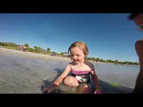 Valon - paradise @ Oleta River State Park (1st GoPro video!)