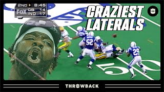 Craziest Laterals of All-Time!