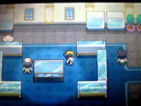 How to use the Enigma Stone Event in Pokemon HeartGold and SoulSilver