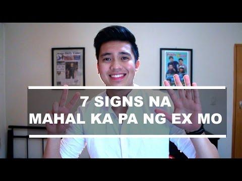 7 SIGNS NA MAHAL KA PA NG EX MO :(