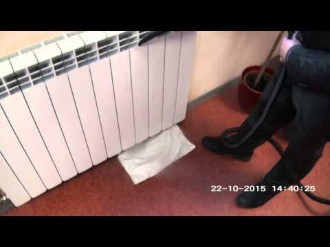 EV International -  How to clean  the radiators