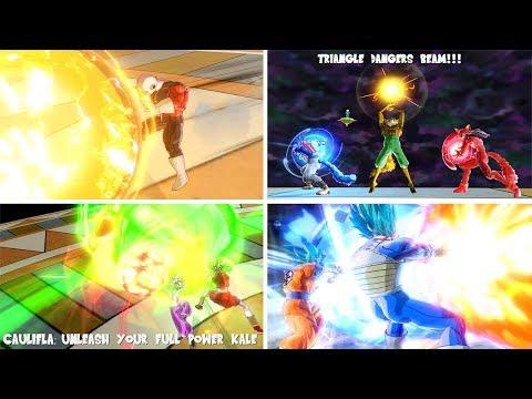 Reenacting the Tournament of Power #1 - DragonBall Xenoverse 2