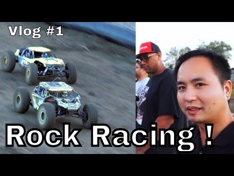 Let's Go Rock Racing - Yeti & Baja Rey At NBRC Compound