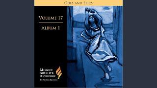 Cantata Of The Bitter Herbs Op 65 Sheheheyanu