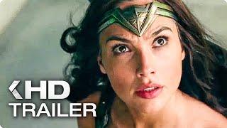 """JUSTICE LEAGUE """"Wonder Woman"""" Featurette & Trailer (2017)"""