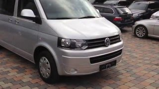 Volkswagen Caravelle Comfortline 2010г. - Выезд, Осмотр, Проверка Авто из Германии