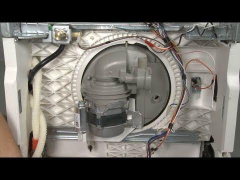 Dishwasher Noisy? Circulation Pump Motor/Housing #W10782773