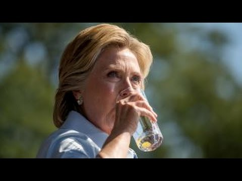 Hillary 'won't drink water'? 'Red Eye' investigates
