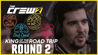 The Crew 2: LIVESTREAM - King of the Road Trip - Round 2 | Ubisoft [NA]