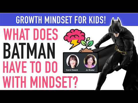 BATMAN, BELIEF, & A MATH GROWTH MINDSET