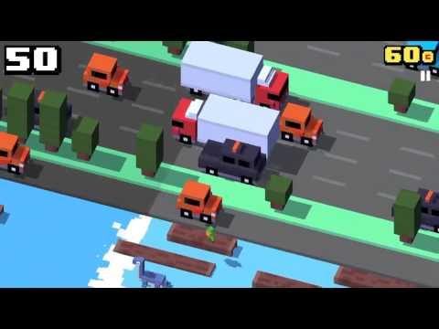 Crossy Road - How To Unlock Nessie Secret Character