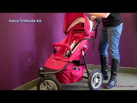 Valco TriMode Stroller