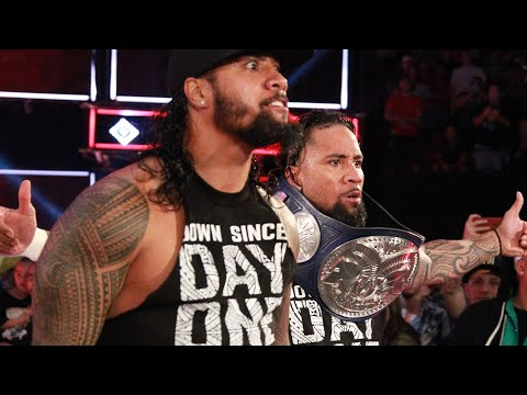 The Usos' entrance makes the WWE Music Power 10 (WWE Network Exclusive)